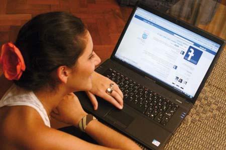 Generación Y en Facebook