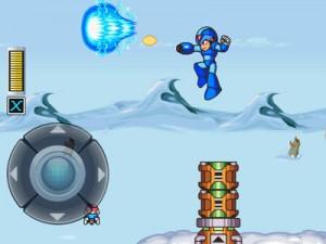 Megaman X para iPhone
