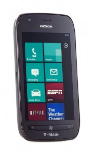 Windows Phone, Nokia Lumia