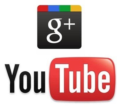 Youtube integrará barra de Google+
