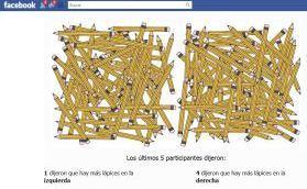 Investigan inteligencia visual a través de un juego de Facebook