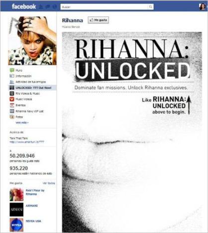 20 impresionantes diseños de páginas de Facebook