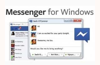 facebook messenger para windows