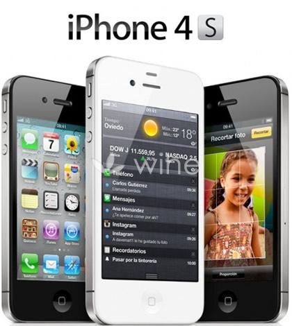 resena iphone 4s