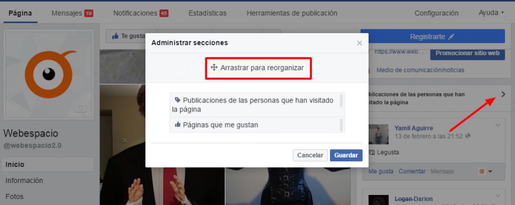 El perfil de la página de negocios de Facebook te ofrece grandes opciones para configurar y editar tu fanspage. Conoce más sobre ellos,  ingresando aquí.