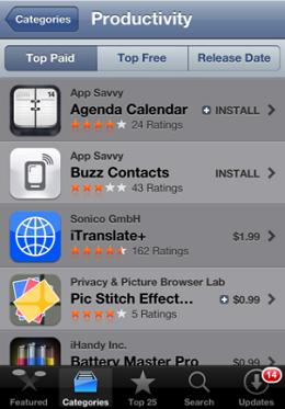 aplicaciones para iPad