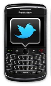 Nuevo Twitter para BlackBerry con mejoras en el BlackBerry Messenger