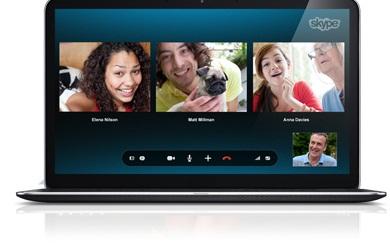 skype mama videollamada
