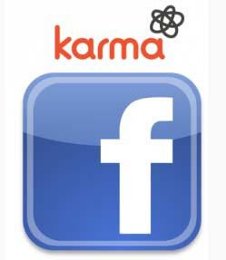 Facebook compra Karma