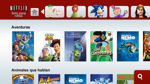 Netflix: ver películas y series online ilimitadamente