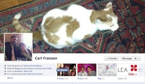 Facebook antigua Biografía