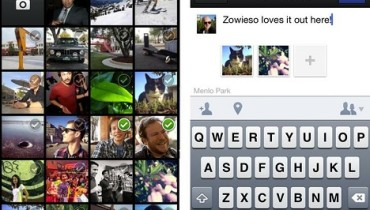 Facebook Cámara