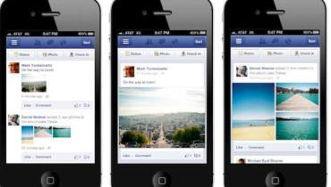 Facebook fotos grandes móviles