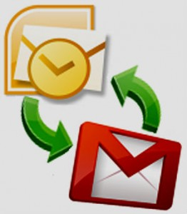 Configurar Gmail en Outlook