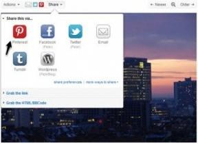 Flickr agrega nuevo botón para compartir en Pinterest