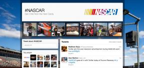 Twitter hashtag pagina