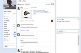 Vincula Orkut con Google plus
