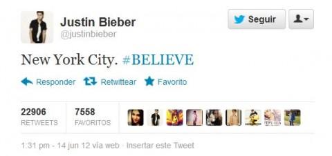 Tweets ya muestran cantidad exacta de retweets y favoritos