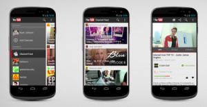 YouTube para Android