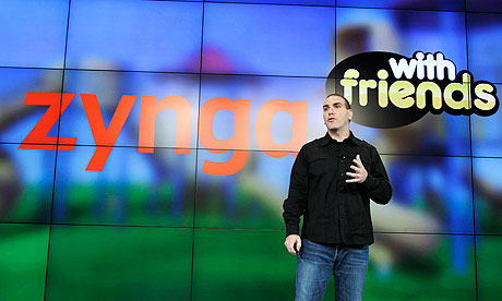 """Zynga With Friends"""