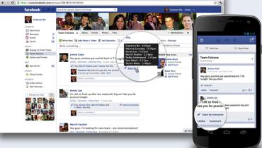 Grupos de Facebook ahora muestran quién ve cada publicación