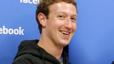 Mark Zuckerberg patente
