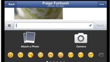 Facebook Messenger añade emojis