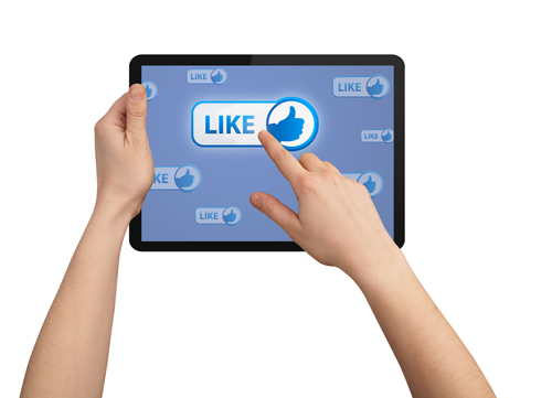 participar en Facebook