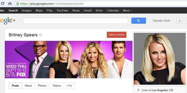 Google+ anuncia URL personalizadas