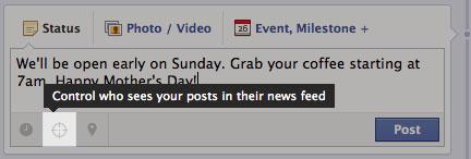 editor de facebook