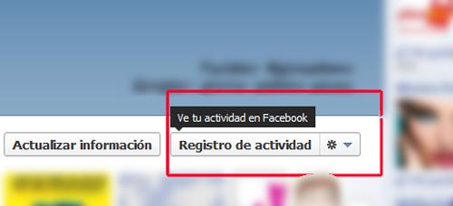 Facebook permitirá ver y borrar el historial de búsquedas