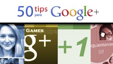 trucos para google plus