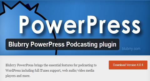 PowerPress Blubrry