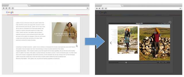 Nuevo formato de anuncios expandibles de Google