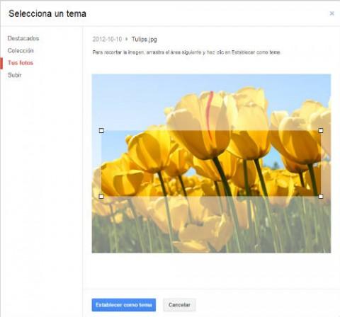 imagen personalizada para evento en google plus