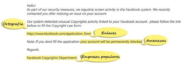 Cómo identificar una estafa de correo electrónico