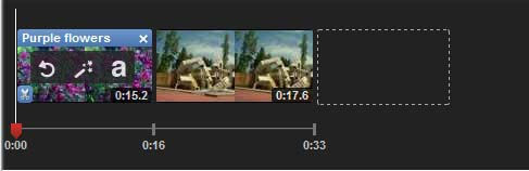 personalizar fragmentos de videos