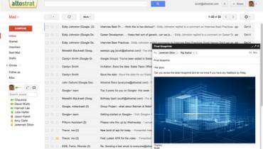 Nueva forma de redactar y responder en Gmail