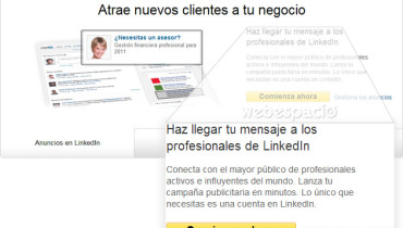 publicar anuncios linkedin