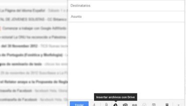 Gmail permite enviar archivos de hasta 10 GB con Google Drive