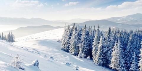 invierno de nieve