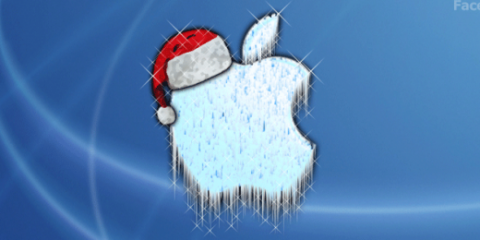 navidad de apple