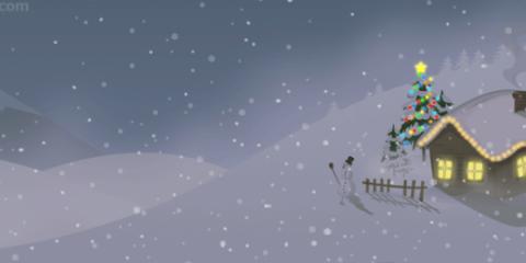 invierno navideño