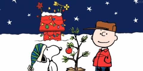 navidad de peanuts