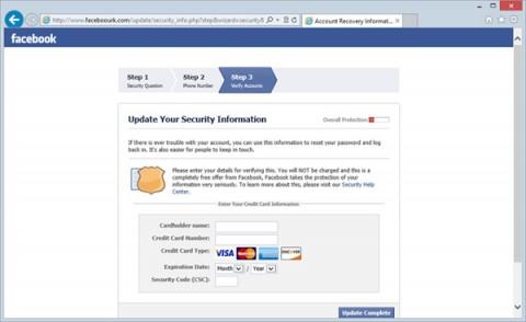 Faceboourk roba datos