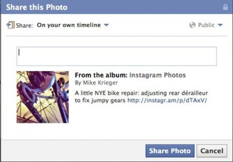 Instagram se integra a Facebook