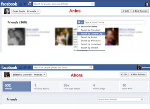 busqueda de amigos en facebook
