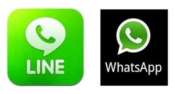 diferencias entre line y whatsapp