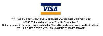estafa por creditos en internet
