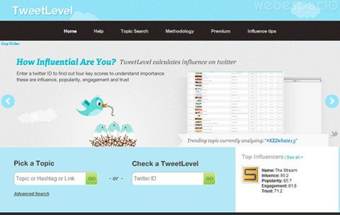 tweet level